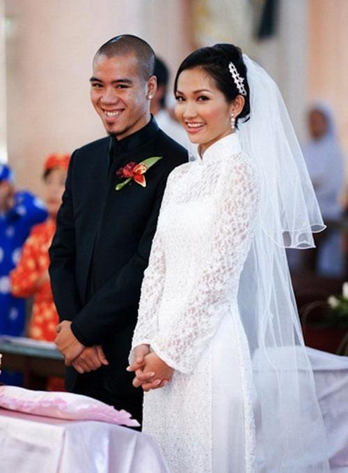 Đâu chỉ riêng nhà văn Gào, rất nhiều sao Việt cũng dính lời nguyền chia ly sau đám cưới chỉ... 7 ngày-3
