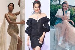 Bản tin Hoa hậu Hoàn vũ 18/10: Catriona bị váy phản, H'Hen Niê thắng đậm phong cách thời trang