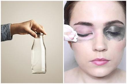 Khi nước ở Hà Nội bị nhiễm dầu, làm thế nào để rửa sạch da mặt?