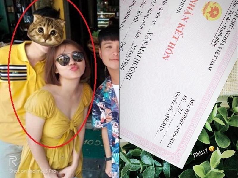 Đường tình tràn ngập sóng gió của Văn Mai Hương trước khi khoe chứng nhận kết hôn-1