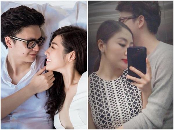 Đường tình tràn ngập sóng gió của Văn Mai Hương trước khi khoe chứng nhận kết hôn-8
