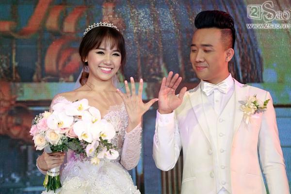 Những đám cưới bạc tỷ của showbiz Việt: Đông Nhi - Ông Cao Thắng dẫn đầu về độ chịu chơi?-5