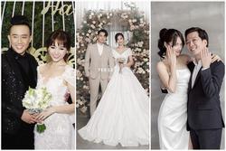 Những đám cưới bạc tỷ của showbiz Việt: Đông Nhi - Ông Cao Thắng dẫn đầu về độ chịu chơi?