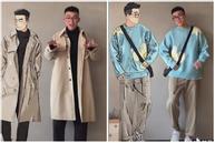 Muốn hóa idol 'quốc dân', chàng học thuộc lòng ngay loạt công thức mix đồ chuẩn style Hàn này