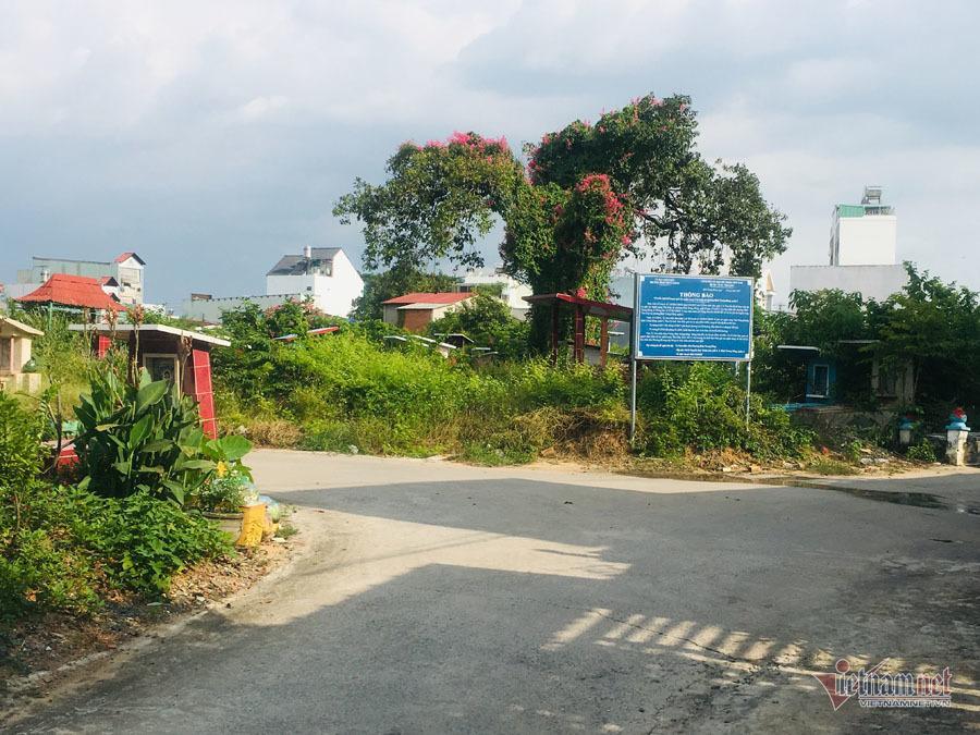 Chuyện lạ ở khu đất vàng triệu đô Sài Gòn, dân khốn khổ vì mùi tử thi-2