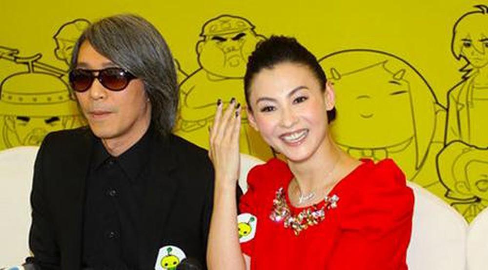 Rộ tin Châu Tinh Trì kết hôn Trương Bá Chi, để lại 4.000 tỷ cho con trai-2