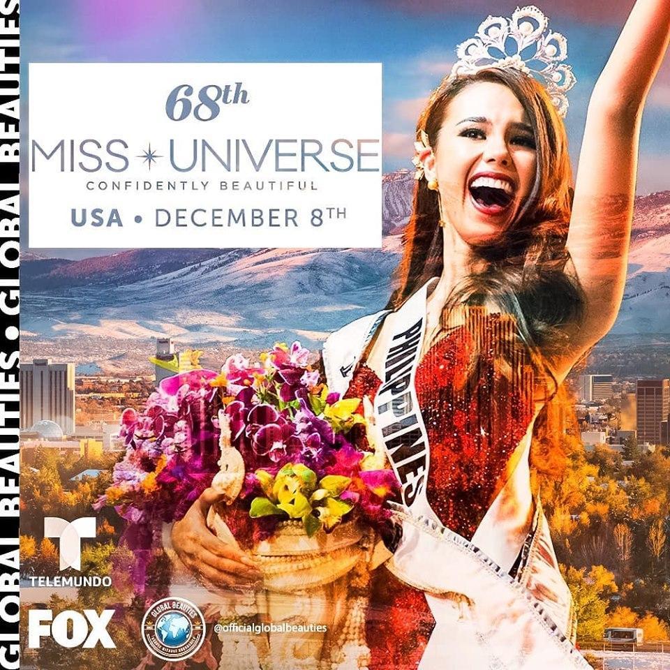 Thi Miss Universe 2019 tại Mỹ, Hoàng Thùy có phá được dớp của Phạm Hương và Nguyễn Thị Loan?-1