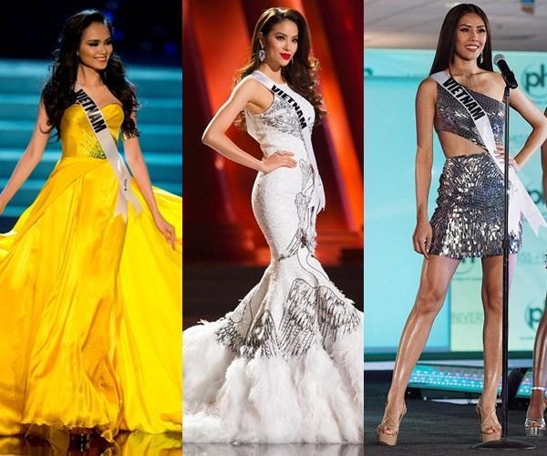 Thi Miss Universe 2019 tại Mỹ, Hoàng Thùy có phá được dớp của Phạm Hương và Nguyễn Thị Loan?-3