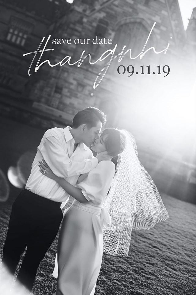Đông Nhi tự thú cảm thấy bất an khi tự tay chuẩn bị từng chi tiết cho đám cưới với Ông Cao Thắng-1