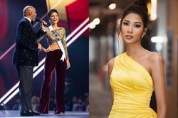 Bản tin Hoa hậu Hoàn vũ 19/10: H'Hen Niê kêu trời vì không thể sang Mỹ cổ vũ Hoàng Thùy thi đấu