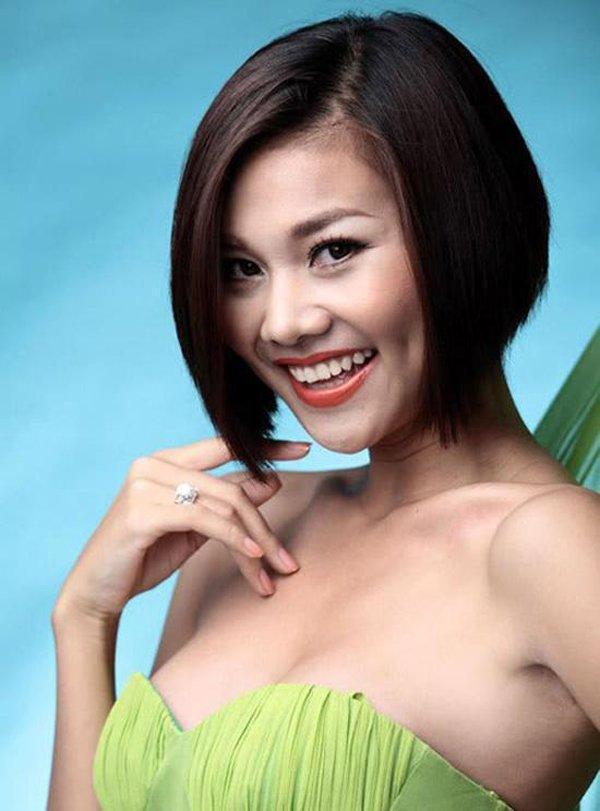 Thanh Hằng bất ngờ cắt tóc ngắn, fans đồng loạt khen đẹp trai quá-5