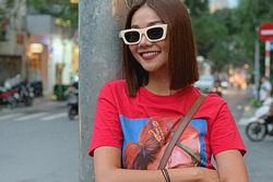 Thanh Hằng bất ngờ cắt tóc ngắn, fans đồng loạt khen 'đẹp trai quá'