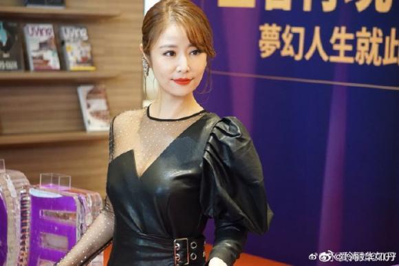 Lâm Tâm Như đẹp xuất thần sau tin đồn bị chồng bạo hành dẫn tới ly hôn-4