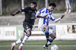 Đồng đội ở SC Heerenveen: 'Chúng tôi rất vui khi có Văn Hậu ở đây'