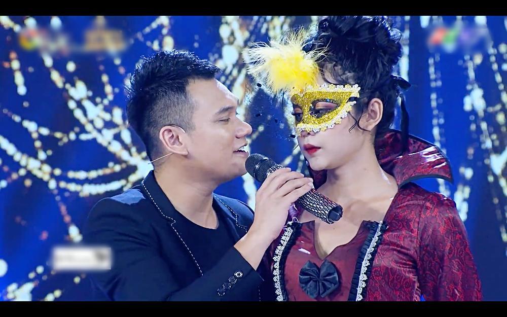 Khắc Việt rùng mình khi song ca cùng cô gái có giọng đàn ông-2