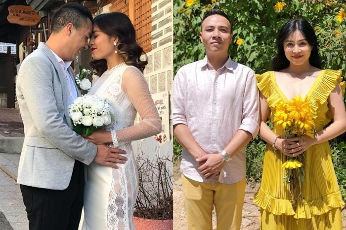 Nhắc nhẹ ông xã ngày 20/10, MC Hoàng Linh làm bao người bất ngờ với cuộc hôn nhân thứ 2-1