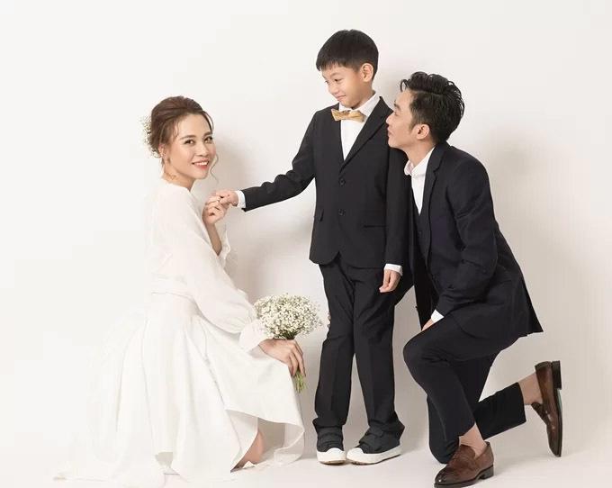 Được Đàm Thu Trang chăm sóc tận tâm, bảo sao Subeo lại chẳng hết mực yêu thương mẹ kế đến thế!-13