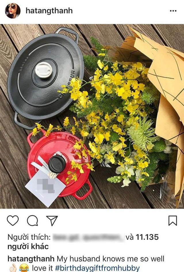 Không tặng vợ hoa hay quà xa xỉ, ông xã Tăng Thanh Hà vẫn ghi điểm tuyệt đối ngày 20/10-4