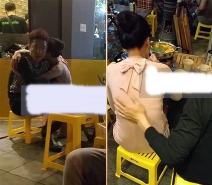 Chí Nhân lộ ảnh đi ăn cùng gái lạ, rộ nghi án đã chia tay MC Minh Hà-4
