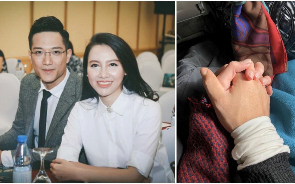 Chí Nhân lộ ảnh đi ăn cùng gái lạ, rộ nghi án đã chia tay MC Minh Hà-5