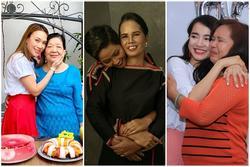 Rũ hết hào quang lấp lánh, Mỹ Tâm - Nhã Phương - H'Hen Niê chỉ muốn làm đứa con bé bỏng bên người phụ nữ của cuộc đời
