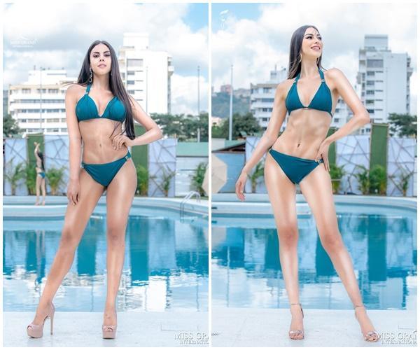 Miss Grand International 2019: BTC chỉnh sửa quá đà, dân mạng phát hiện ảnh Á hậu Kiều Loan bị bẻ cong cả cửa-2