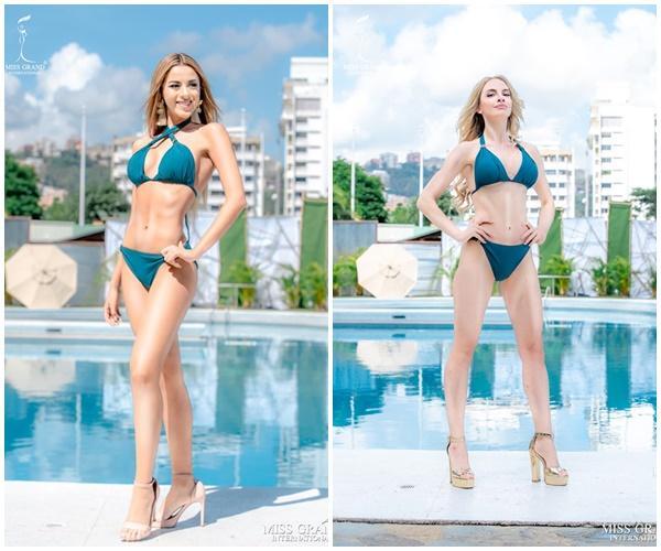 Miss Grand International 2019: BTC chỉnh sửa quá đà, dân mạng phát hiện ảnh Á hậu Kiều Loan bị bẻ cong cả cửa-3