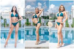 Miss Grand International 2019: BTC chỉnh sửa quá đà, dân mạng phát hiện ảnh Á hậu Kiều Loan bị 'bẻ cong' cả cửa