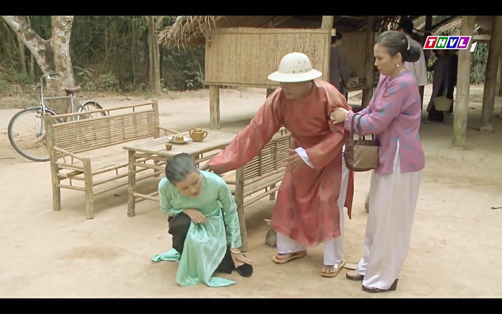 Cao Thái Hà bỏ thuốc mê rồi lột đồ đàn ông đã có vợ trong tập 42 Tiếng Sét Trong Mưa-1