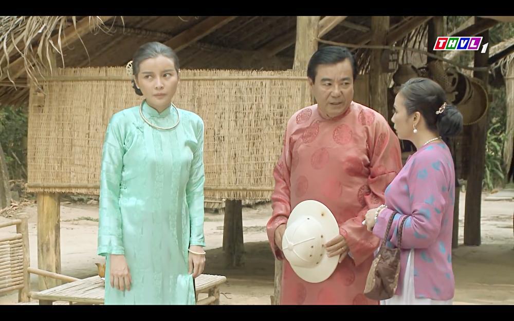 Cao Thái Hà bỏ thuốc mê rồi lột đồ đàn ông đã có vợ trong tập 42 Tiếng Sét Trong Mưa-4