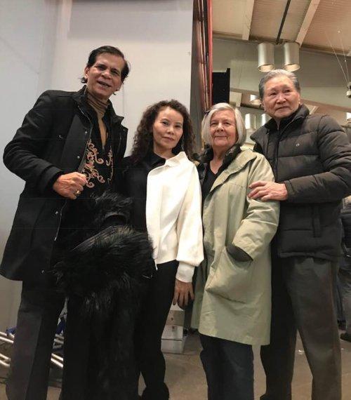Bố mẹ Kim Lý liên tiếp về thăm nhà Hồ Ngọc Hà, tình thông gia đã chính thức kết duyên?-6