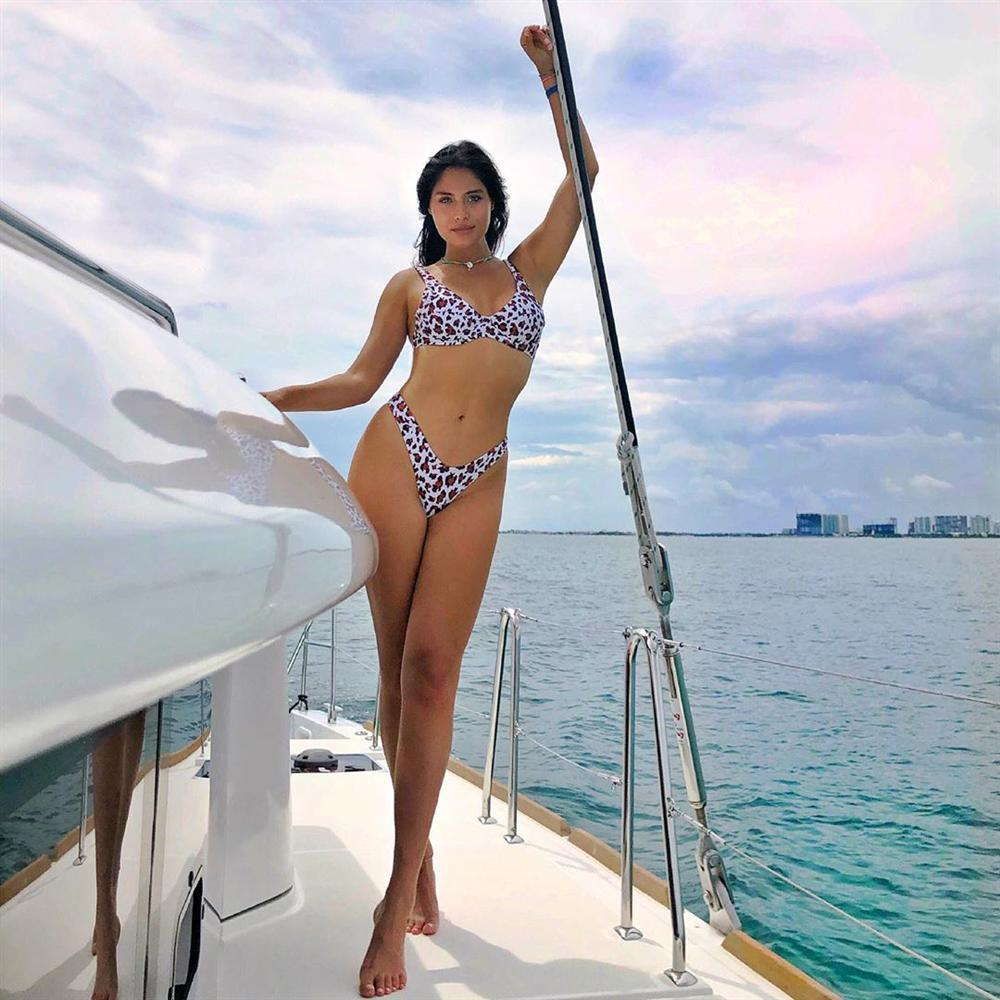 Bản tin Hoa hậu Hoàn vũ 20/10: Hoàng Thùy mặc suit xuất sắc, chặt dàn mỹ nữ quốc tế không chừa một ai-9