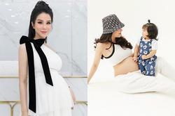 Cận kề ngày sinh nở, Diệp Lâm Anh chính thức tiết lộ giới tính con thứ hai