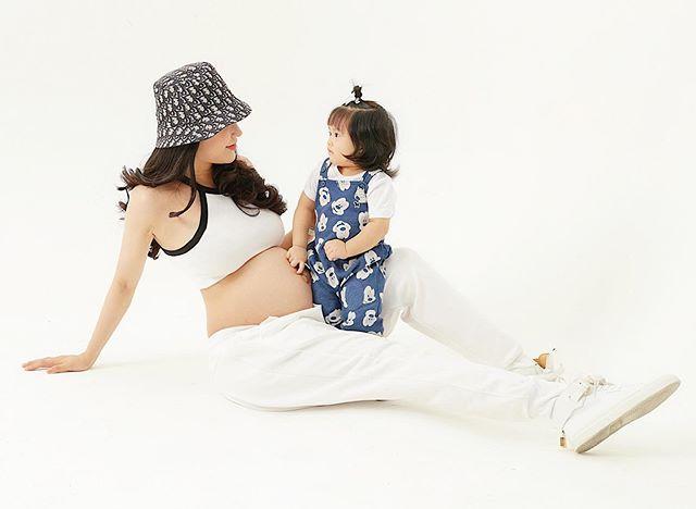 Cận kề ngày sinh nở, Diệp Lâm Anh chính thức tiết lộ giới tính con thứ hai-1