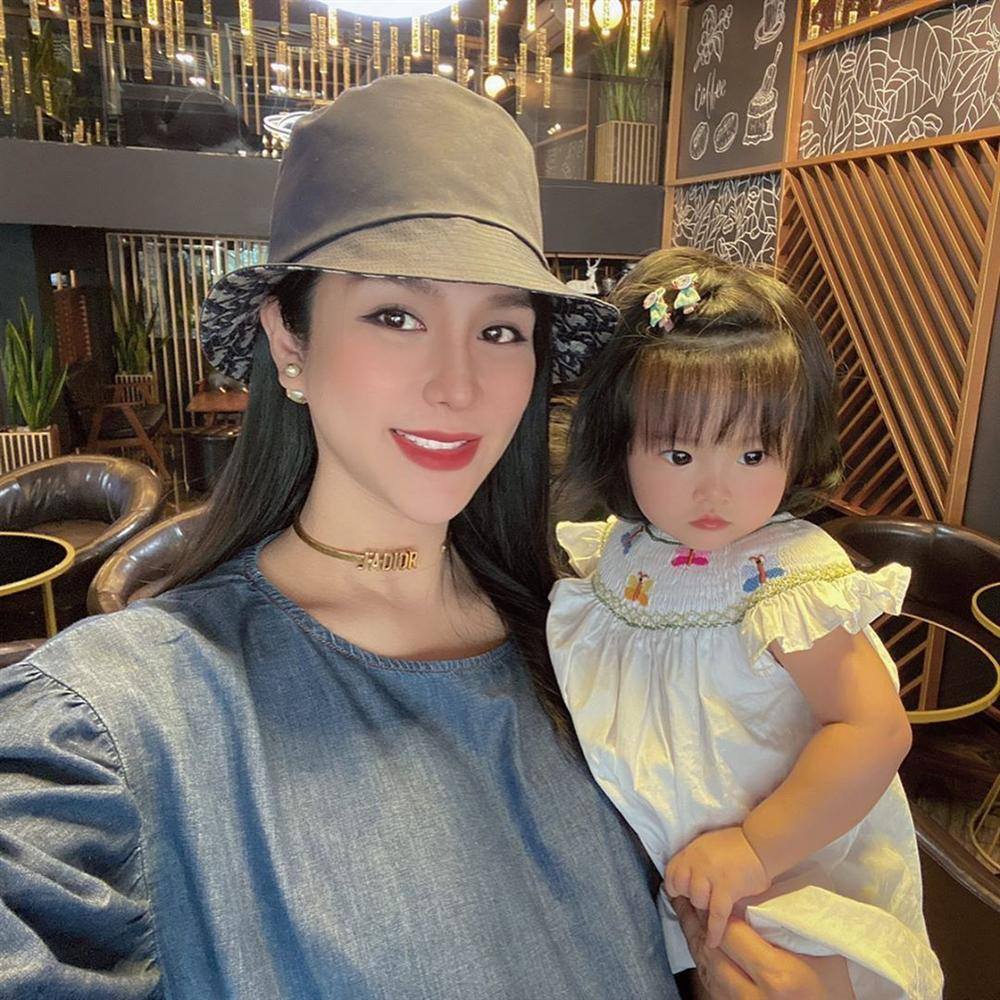 Cận kề ngày sinh nở, Diệp Lâm Anh chính thức tiết lộ giới tính con thứ hai-3