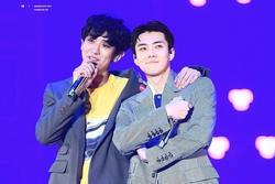 Lộ diện người đứng sau đoạn beat solo cực ngầu của Sehun (EXO) trong concert EXplOration