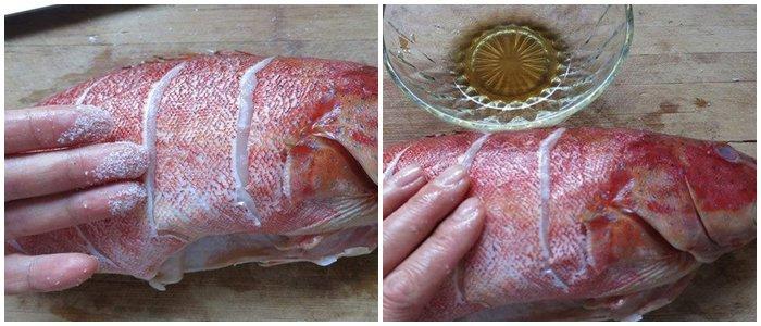Làm cá hấp mà bị tanh chắc hẳn bạn đã thiếu bước này, thêm đủ bước cá sẽ thơm lừng-1