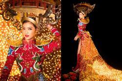 Kiều Loan chơi lớn với quốc phục 2000 đèn led, hứa hẹn gây sốt tại Miss Grand International 2019