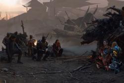 Cảnh Gamora không quỳ trước Iron Man bị cắt ở 'Avengers: Endgame'?