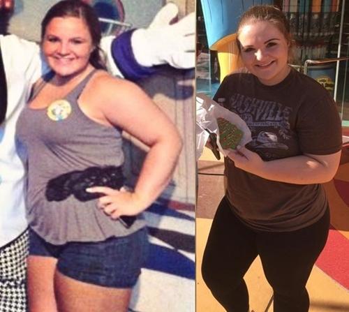 Cô gái giảm gần 40kg nhờ kiêng món ai cũng thích-1