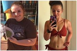 Cô gái giảm gần 40kg nhờ kiêng món ai cũng thích