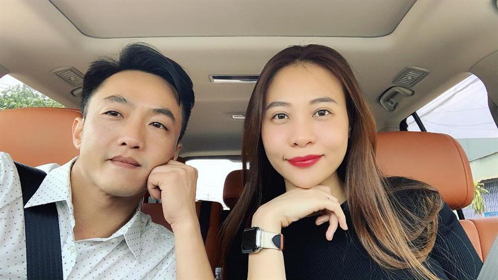 Đàm Thu Trang được khen khéo chăm chồng, tướng phu thê với Cường Đô La biểu hiện ngày càng rõ-8