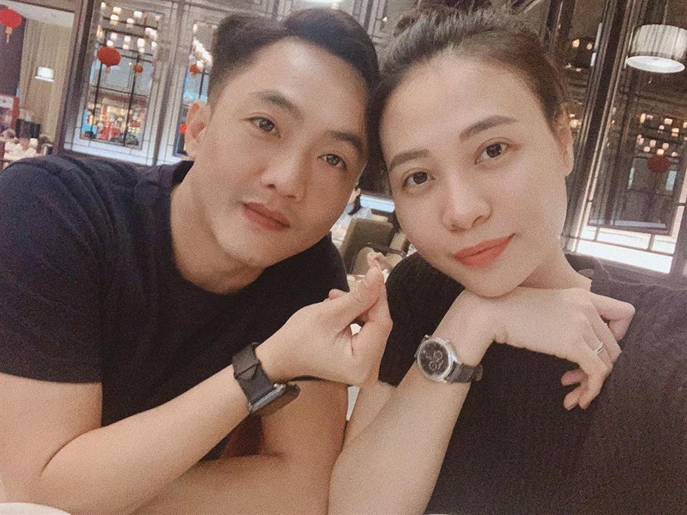 Đàm Thu Trang được khen khéo chăm chồng, tướng phu thê với Cường Đô La biểu hiện ngày càng rõ-7