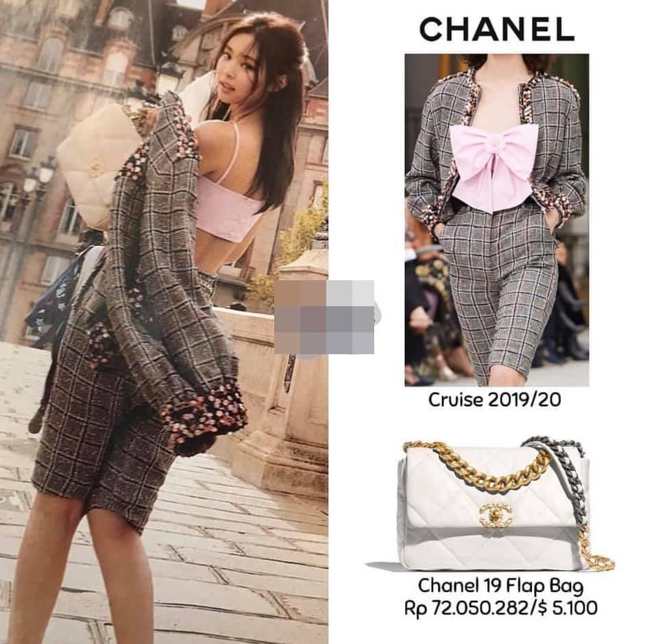 Ở Việt Nam có Phượng Chanel thì ở Hàn Quốc có Coco Jennie BlackPink-5