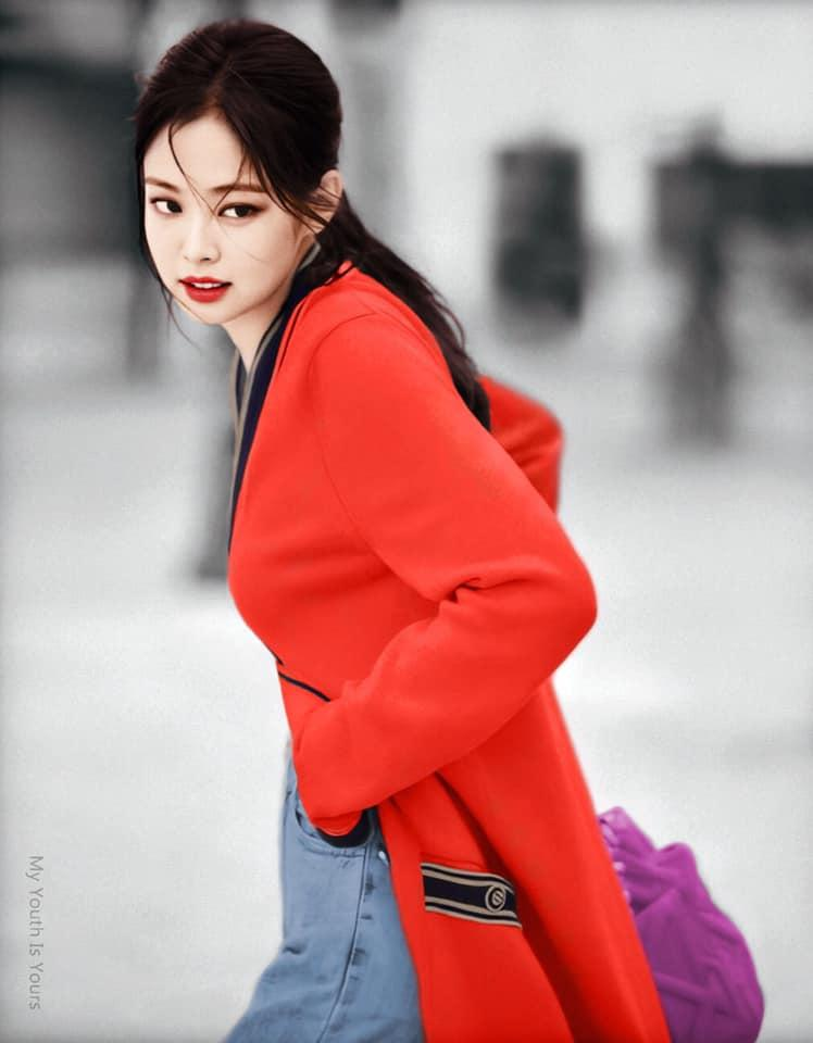 Ở Việt Nam có Phượng Chanel thì ở Hàn Quốc có Coco Jennie BlackPink-1