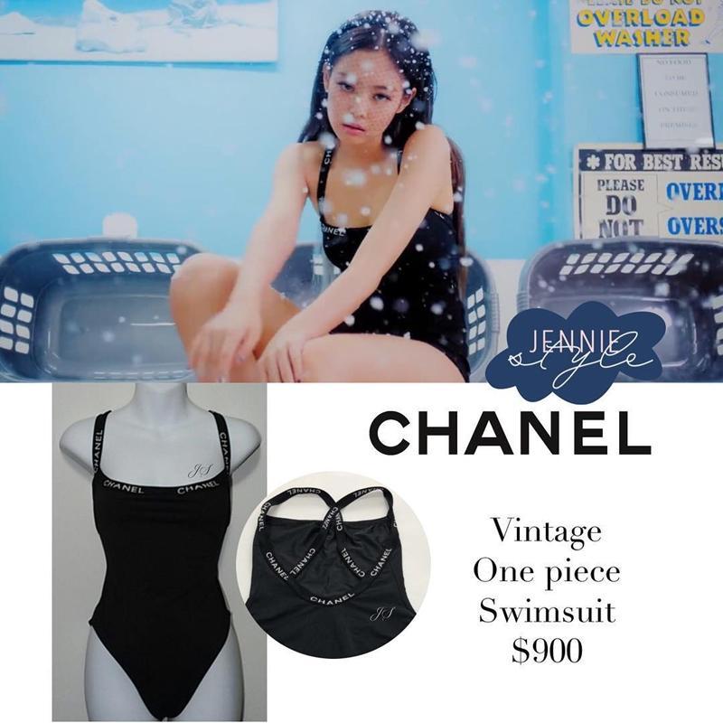 Ở Việt Nam có Phượng Chanel thì ở Hàn Quốc có Coco Jennie BlackPink-13