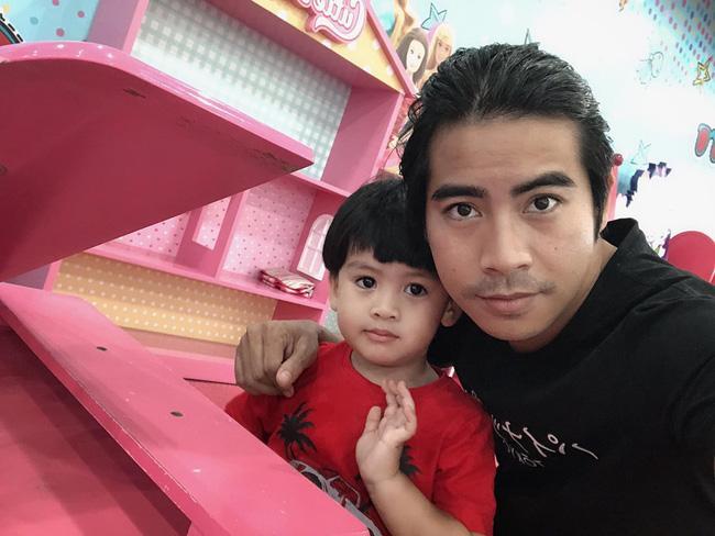 Giải thích lý do Ngọc Lan vắng mặt khi đi chơi cùng con ngày 20/10, Thanh Bình bị truy vấn vì để lộ sơ hở-1