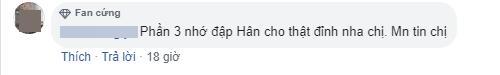 Fan cứ đòi ADODDA phần 3, Hương Giang đáp lại cực tỉnh: Làm cô giáo xong, tiểu tam chết với chị-4