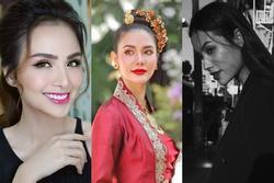 Bản tin Hoa hậu Hoàn vũ 21/10: Cô gái bị chê xấu xí nay đẹp hơn cả Phạm Hương và Diễm Hương