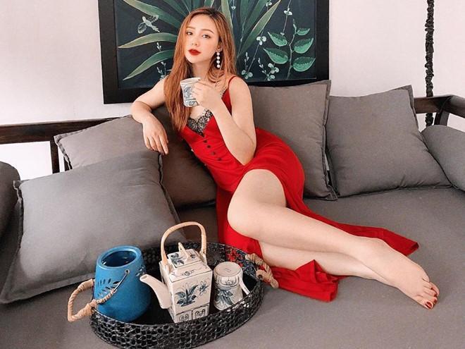 Bạn gái Đoàn Văn Hậu và các hot girl Thái Bình nổi tiếng trên mạng-6